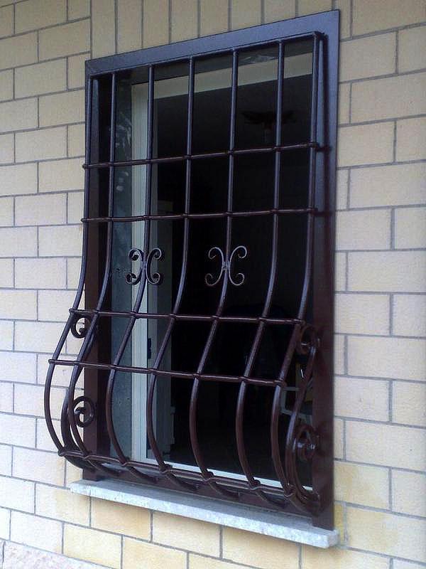 Firenze infissi grate sicurezza - Grate finestre prezzi ...
